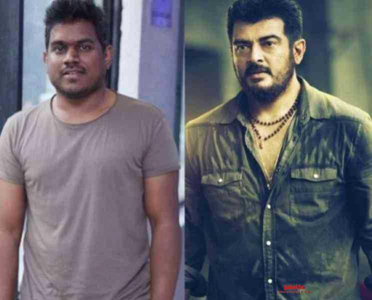 வலிமை குறித்து ரசிகருக்கு பதிலளித்த யுவன் ! - Latest Tamil Cinema News