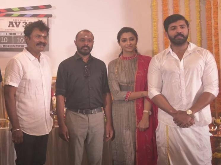 மீண்டும் தொடங்கியது அருண் விஜய்-ஹரி படத்தின் ஷூட்டிங் ! - Latest Tamil Cinema News