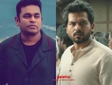 Vaanam Kottattum second song Easy Come Easy Go release on Nov 20 - Tamil Movie Cinema News