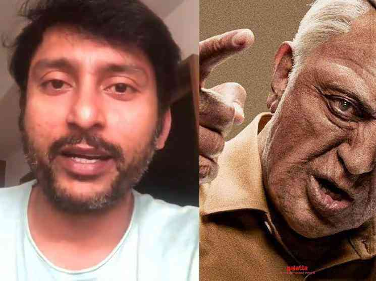 RJ Balaji on missing the opportunity to act in Indian 2 Shankar - Movie Cinema News