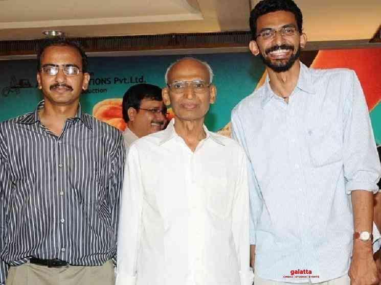 Director Sekhar Kammula father Kammula Seshaiah passed away - Telugu Movie Cinema News