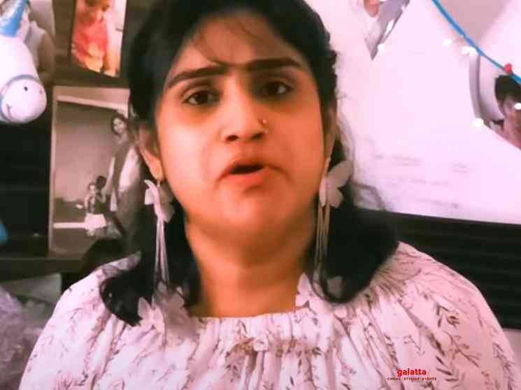 Vanitha Vijayakumar calls people who talk about her as desperate - Tamil Movie Cinema News