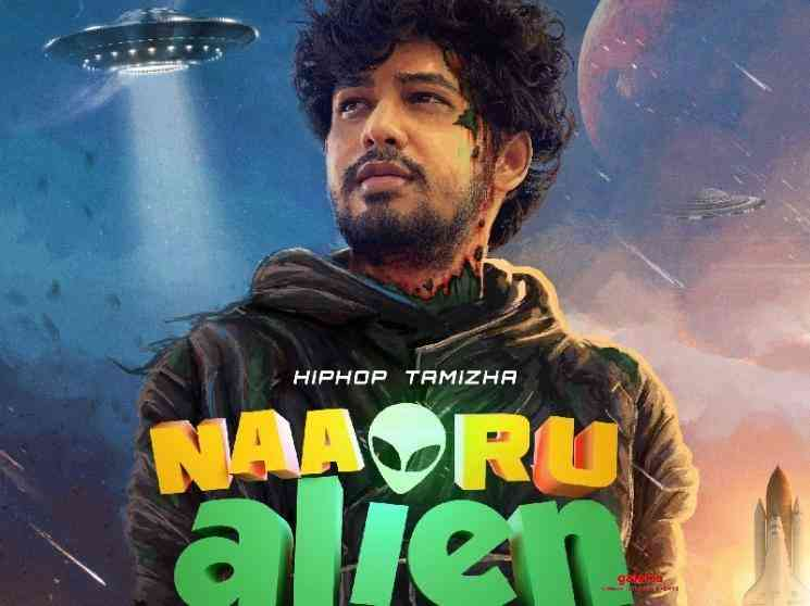 Hiphop Tamizha announces independent music album Naa Oru Alien - Tamil Movie Cinema News