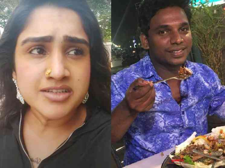 Vanitha husband Peter Paul recovers from chest pain problems - Movie Cinema News