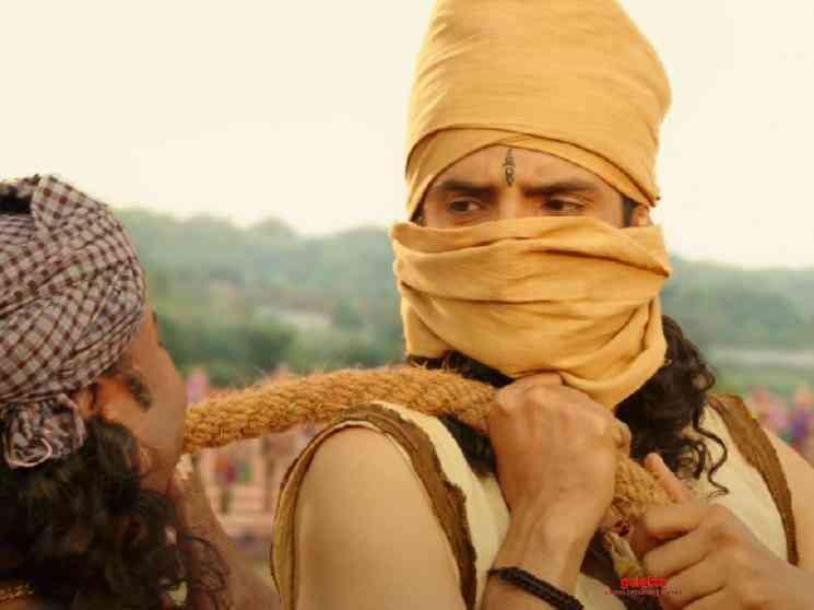 Santhanam starrer Biskoth Official Trailer Released R Kannan - Tamil Movie Cinema News