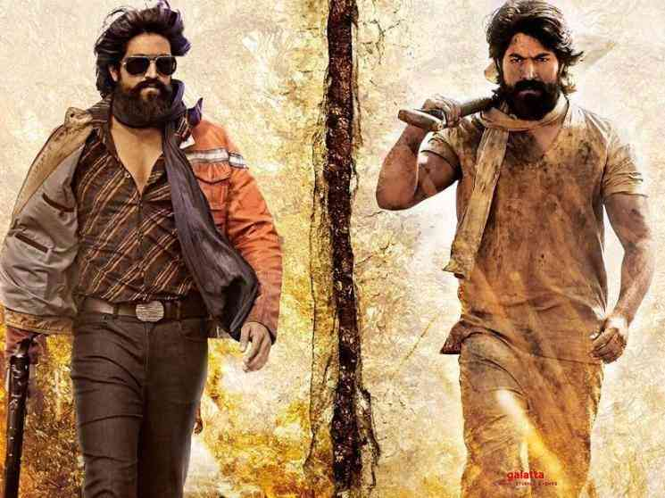 KGF Chapter 2 Shooting to resume from August second or third week - Tamil Movie Cinema News