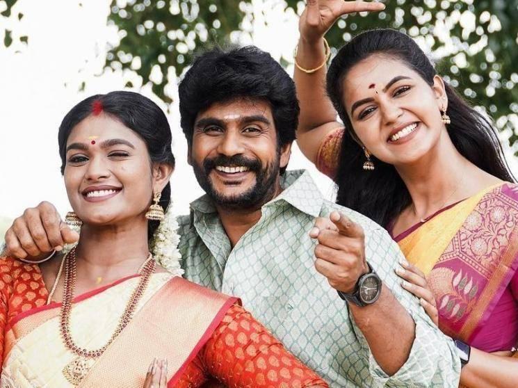 சீரியலுக்காக செம ரிஸ்க் எடுத்த முன்னணி சீரியல் நடிகை ! வைரல் வீடியோ - Latest Tamil Cinema News