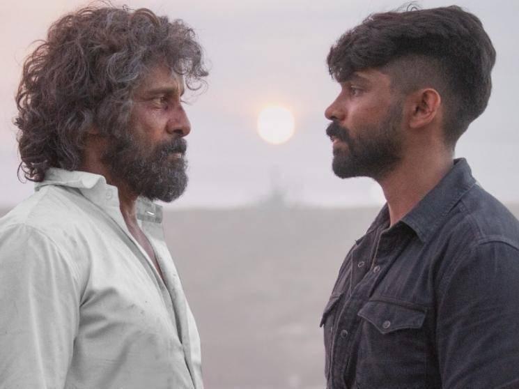 விக்ரம்-துருவ் விக்ரமின் மாஸ்ஸான மகான் புகைப்படங்கள்!!! - Latest Tamil Cinema News