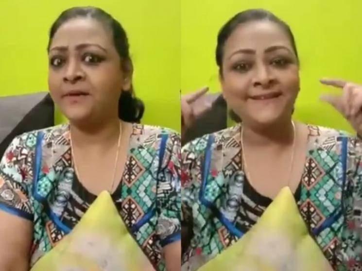நான் நல்லா இருக்கேன்..!-வதந்திகளுக்கு முற்றுப்புள்ளி வைத்த ஷகீலா!! - Latest Tamil Cinema News