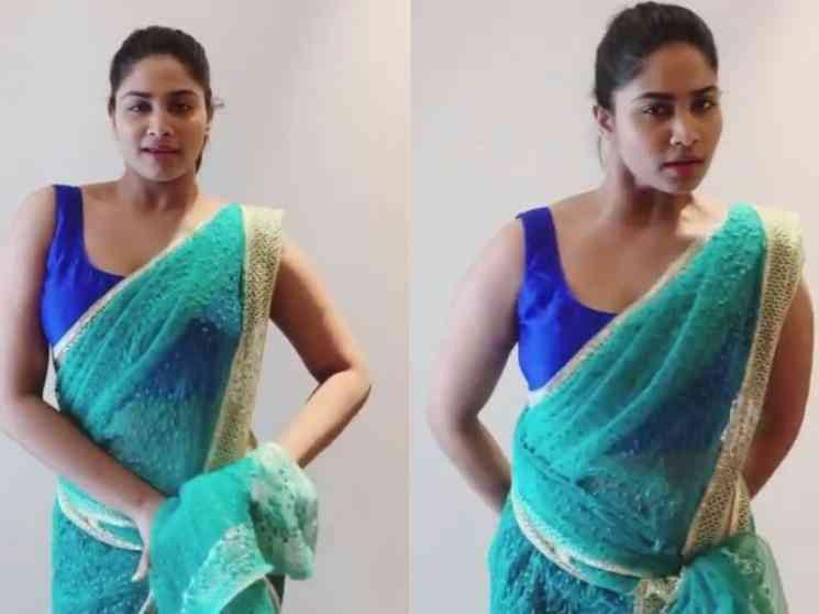 சூர்யா பாடலுக்கு நடனமாடி அசத்தும் ஷிவானி ! வைரல் வீடியோ- Latest Tamil Cinema News