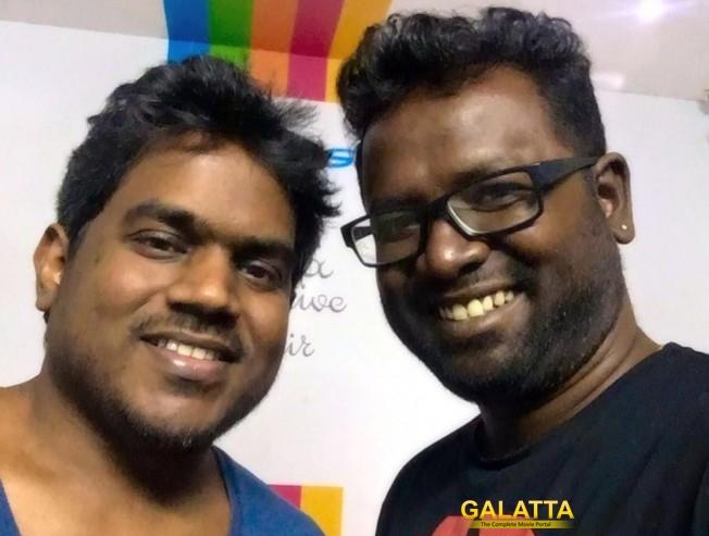 Yuvanshankar raja ropes in arunraja kamaraj - Tamil Movie Cinema News