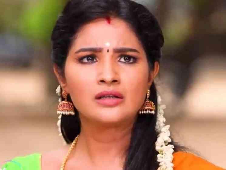 கண்ணீர் கடலில் சீரியல் நடிகை ! புதிய வைரல் வீடியோ- Latest Tamil Cinema News