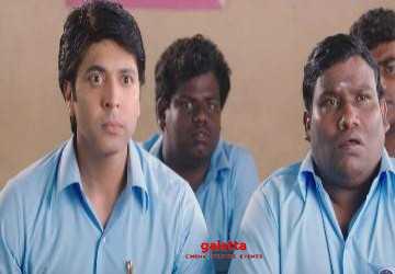 கோமாளி படத்தின் பிஸ்கட் காமெடி காட்சி !  - Tamil Movies News