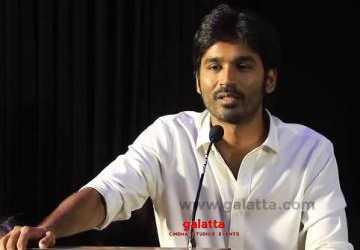 வடசென்னை 2 குறித்து பேசிய தனுஷ் ! வீடியோ உள்ளே  - Tamil Movies News