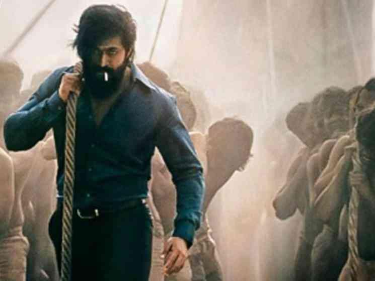 கே.ஜி.எப் 2 குறித்த மரணமாஸ் அப்டேட் ! விவரம் இதோ- Tamil Movies News