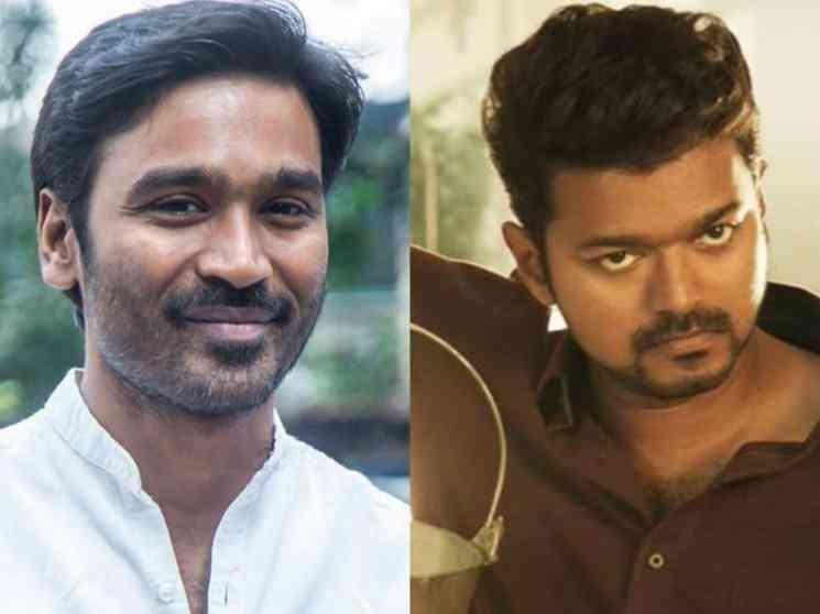 மாஸ்டர் ரிலீஸ் அறிக்கைக்கு ரியாக்ட் செய்த நடிகர் தனுஷ் ! - Latest Tamil Cinema News