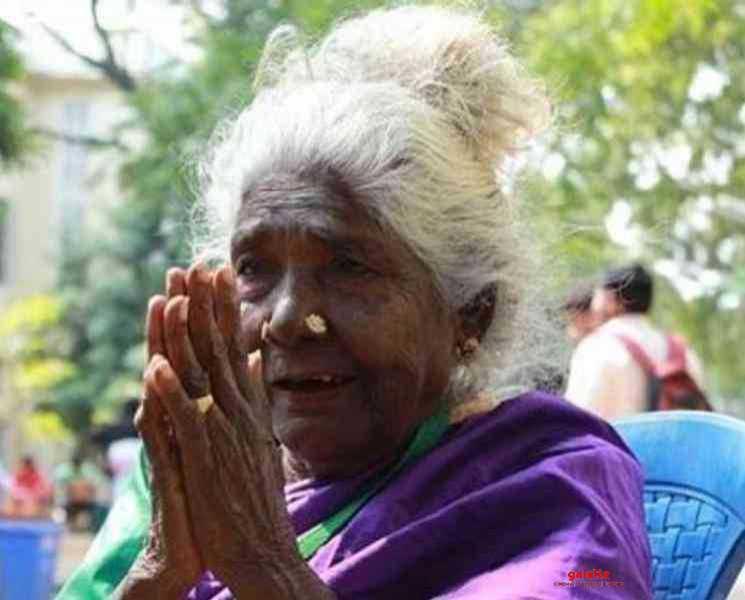 மருத்துவமனையில் அனுமதிக்கப்பட்ட ஆண்பாவம் பட புகழ் கொல்லங்குடி கருப்பாயி !- Latest Tamil Cinema News