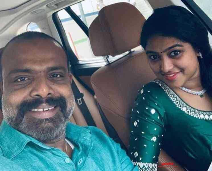 திருமண புகைப்படத்தை வெளியிட்ட பிரபல மலையாள நடிகர் ! - Tamil Movies News