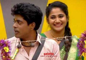 வில்லுப்பாட்டில் கவினை கிண்டலடித்த சாண்டி ! - Tamil Movies News