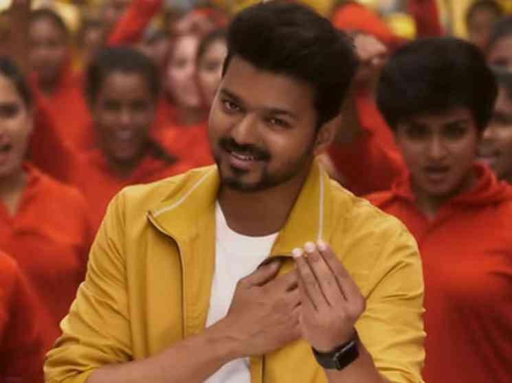 பிகில் பட பாடல் படைத்த புதிய சாதனை ! விவரம் இதோ- Latest Tamil Cinema News