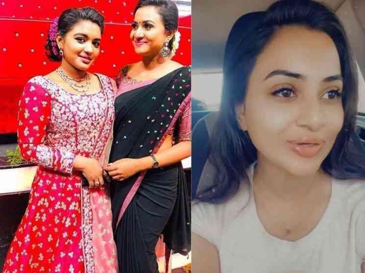 கமல் பட பாடலை பாடி அசத்தும் செம்பருத்தி நடிகை ! வீடியோ உள்ளே- Tamil Movies News