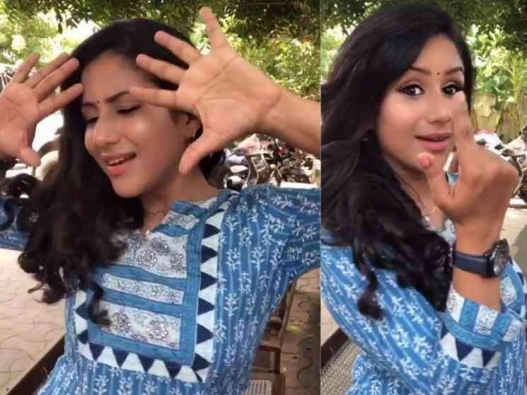 ஆல்யா மானசாவின் அசத்தல் நடனம் ! வைரல் வீடியோ- Tamil Movies News