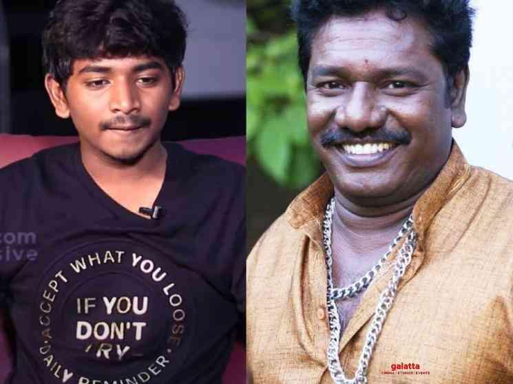 Ken Karunas official statement on Karunas health condition Corona - Tamil Movie Cinema News