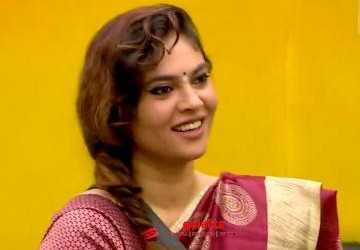 வெக்கத்தின் உச்சத்தில் தர்ஷன் மற்றும் ஷெரின் ! - Tamil Movies News