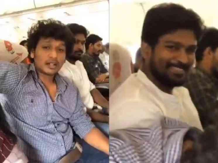 இணையத்தை அசத்தும் மாஸ்டர் இயக்குனரின் வீடியோ !- Latest Tamil Cinema News