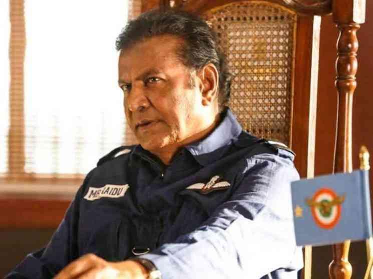 நடிகர் மோகன் பாபுவின் வீட்டுக்குள் புகுந்து மிரட்டிய நான்கு பேர் ! போலீசார் அதிரடி- Tamil Movies News