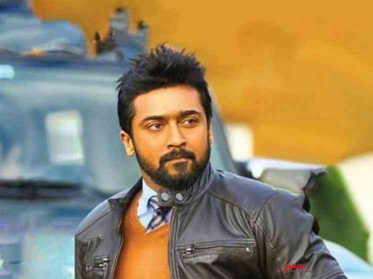 Suriya to work with director Trivikram Srinivas - Tamil Movie Cinema News