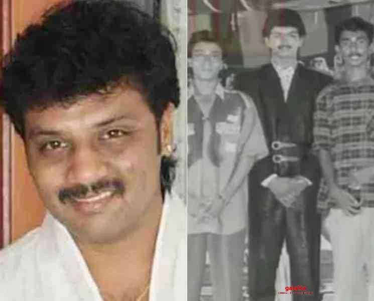 கல்லூரி காலத்தில் தளபதி விஜய் ! சஞ்சீவ் பகிர்ந்த புகைப்படம் - Tamil Movies News