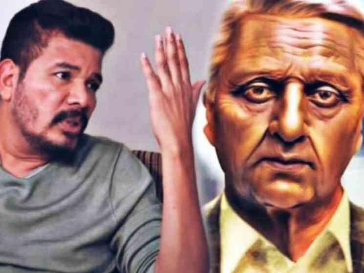 இந்தியன் 2 படப் பிரச்னையைப் பேசி தீர்க்க முடியவில்லை - இயக்குனர் ஷங்கர் !  - Tamil Movies News