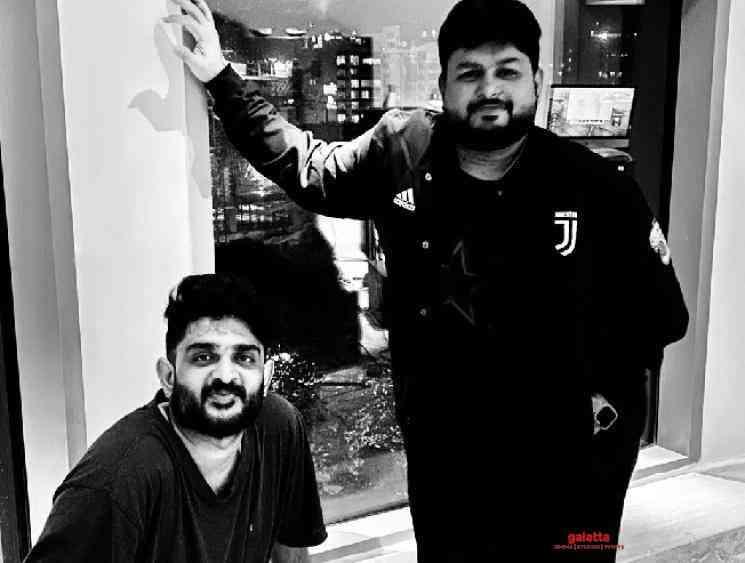 AR Rahman posts a throwback video ft Sid Sriram and Benny Dayal - Movie Cinema News