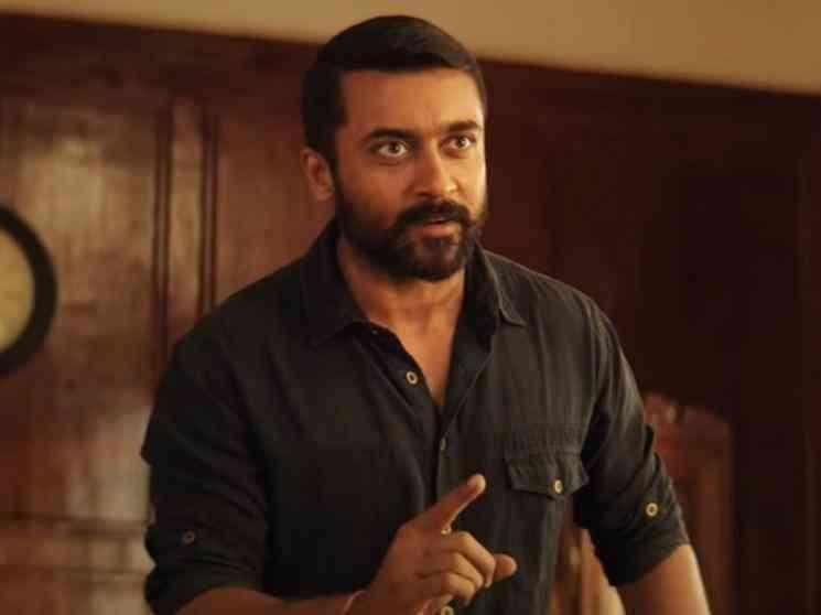 தமிழகத்தின் ஒருமித்த குரலாக இனி உங்கள் குரல் ஒலிக்கட்டும் - நடிகர் சூர்யா வாழ்த்து - Tamil Movies News