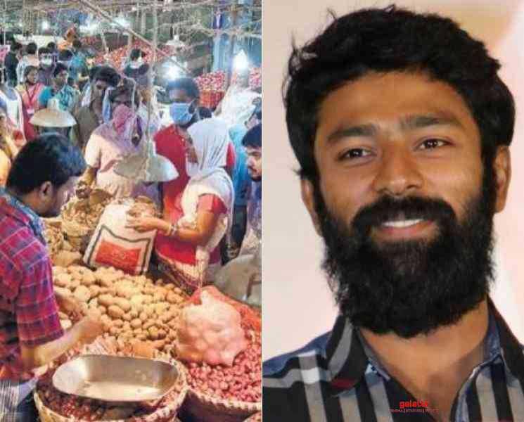 கோயம்பேடு சந்தை திறந்தது தவறான முடிவு ! நடிகர் ஷாந்தனு பதிவு - Latest Tamil Cinema News