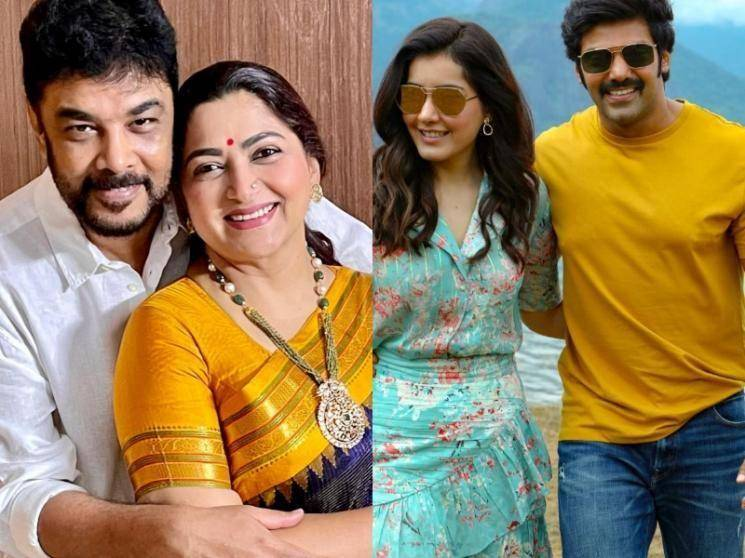 அரண்மனை-3 வரவேற்புக்கு நன்றி தெரிவித்த தயாரிப்பாளர் குஷ்பூ!!! - Latest Tamil Cinema News