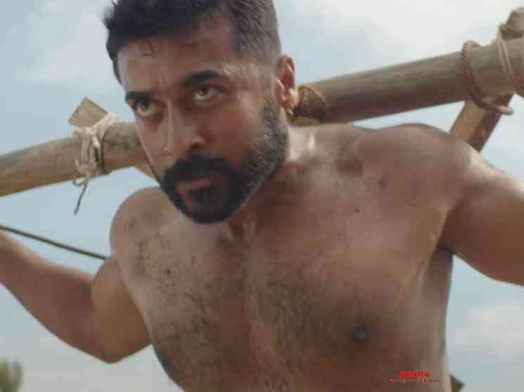 suriya soorarai pottru enters shanghai international film festival 2021 - Movie Cinema News