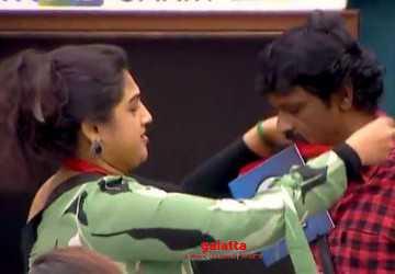அதிக புகழ் பெற்ற பிக்பாஸ் பங்கேற்பாளர் நான் தான் - வனிதா !  - Latest Tamil Cinema News
