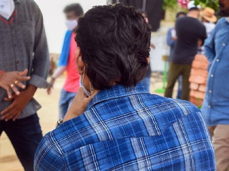 தெலுங்கு சூப்பர்ஸ்டார் படத்தின் முதல் பார்வை ரிலீஸ் தேதி அறிவிப்பு ! - Latest Tamil Cinema News