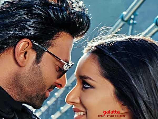 Mazhaiyum Theeyum Song Saaho Prabhas Shraddha Kapoor - Tamil Movie Cinema News