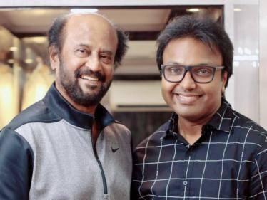 'Superstar' Rajinikanth's Annaatthe energetic 'Vaa Saamy' song - D. Imman's official announcement! - Tamil Cinema News