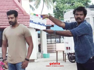 Actor Arun Vijay in Suriya's Durai Singam get up for Hari's film?