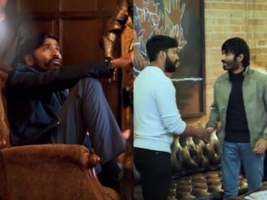 8-minute Jagame Thandhiram special preview promo | Dhanush | Karthik Subbaraj - Tamil Cinema News