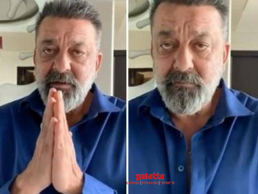 Sanjay Dutt hospitalized | Fans worried | Actor clarifies