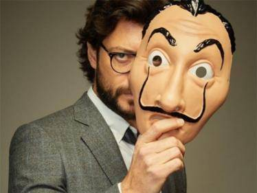 A new show about only The Professor - Money Heist team issues an official statement! - Tamil Cinema News