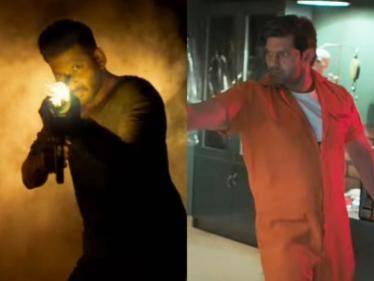ACTION-PACKED: Vishal and Arya's raw and intense ENEMY TRAILER | Anand Shankar - Tamil Cinema News