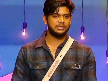 Abishek Raaja's first BREAKING Statement after getting evicted from Bigg Boss 5 Tamil! - Tamil Cinema News