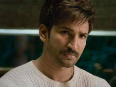actor aadhi emotional statement for associate director of his father