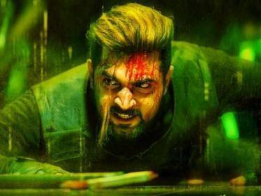actor arun vijay next movie agni siragugal latest update